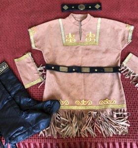 Детский национальный костюм.