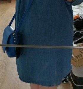 Платье-рубашка Остин