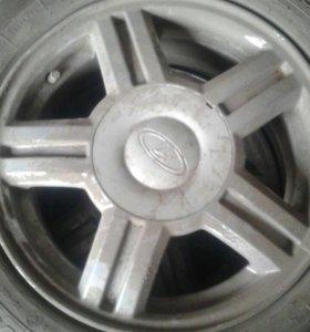 Колёса r14 на ВАЗ