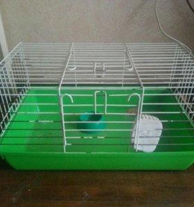 Клетка для свинки или шиншилы
