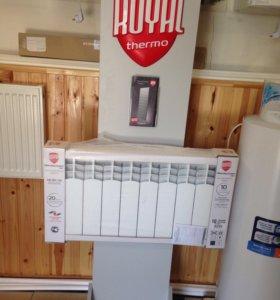 Радиаторы отопления ROYAL thermo indigo;Revolution