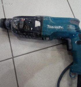 Перфоратор Makita HR2450 мощность 780 Вт