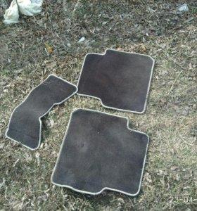 Задние ковры subaru