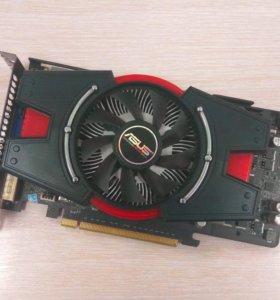Видеокарта Asus Nvidia GeForce GTX 550 Ti, 1Gb GDD