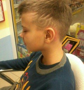 детский парикмахер на дому