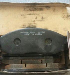Тормозные колодки для HYUNDAI HP0018