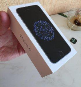 iPhone 6 32gb новый!