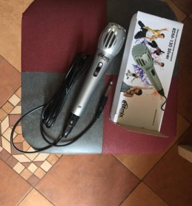 Микрофон Ritmix rdm -130 silver