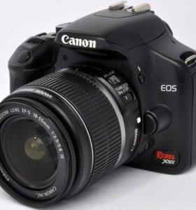 Фотоаппарат Canon EOS 450D Kit