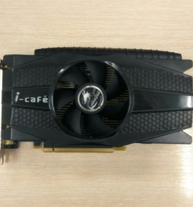 Видеокарта Colorful GeForce GTX 550Ti, 1Gb