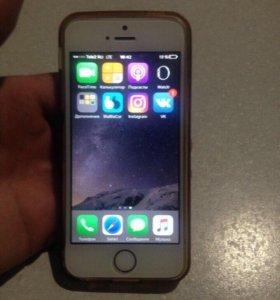 iphone 5s 32GB продам,обмен