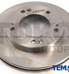 Тормозные диски на на Kia Sportage (K00)