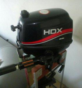 Лодочный мотор HDX4 4-такта