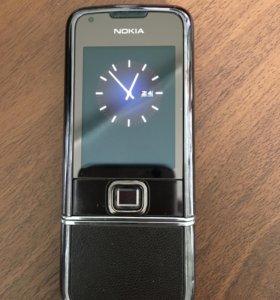 телефон NOKIA 8800 sapphire arte brown