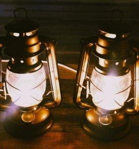 Прикроватные светильнички