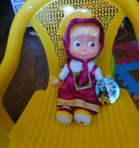 Кукла Маша новая