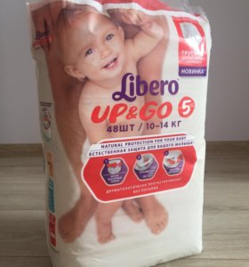 Подгузники Libero Up&Go 5 (трусики)