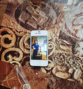 Айфон 4 и Виндоус