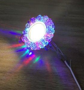 Светильник LED потолочный 2-х режимный
