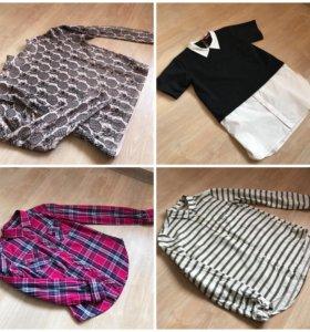 Рубашки, кофты