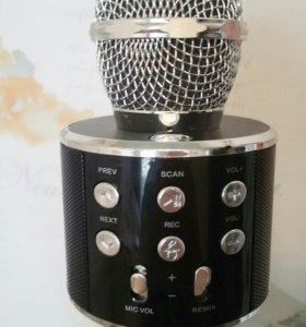 Микрофон караоке оригинал