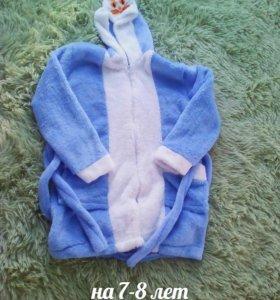 Новые детские халаты