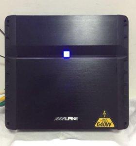 Продам усилитель alpine 640w 4-х канальный