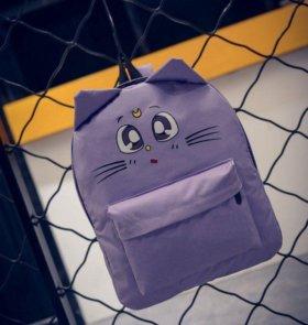 Рюкзачок Кошки из сериала Сейлормун