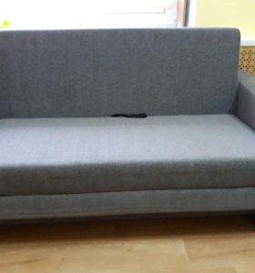 Продаю диван-кровать Бигдео из икеа