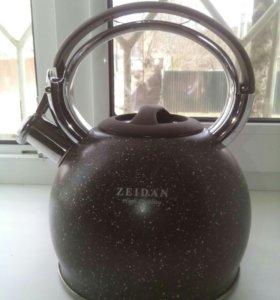 Чайник zeidan 3,5 л.