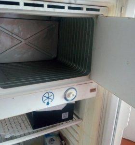Холодильник снежинка