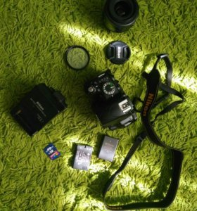 Nikon d3100 + Nikkor 35mm 1.8