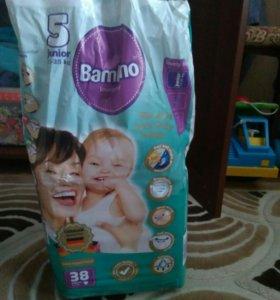 Подгузники Bambino lovely baby