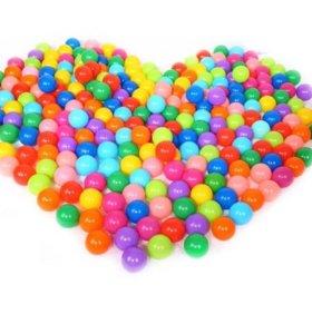 Продам шарики для сухого бассейна