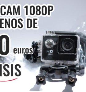 Экшн-камера SPORTS HD DV 1080 р