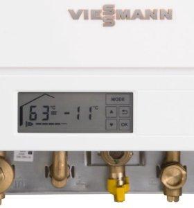 Газовый конденсационный котел Vitodens 100 35кВт