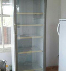 Холодильная ветрина Бирюса 520 НВЭ