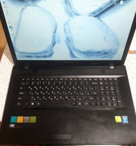 Игровой ноутбук lenovo