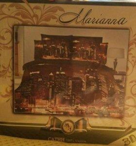 Постельное белье Marianna (семейный комплект)