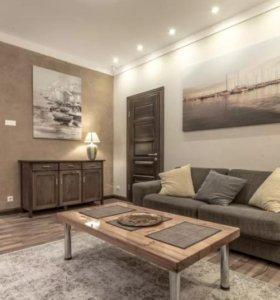Квартира, 1 комната, 68 м²