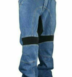 Мото джинсы с защитой. Xelement