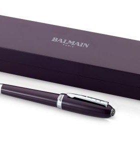 Новая эффектная шариковая ручка от Balmain