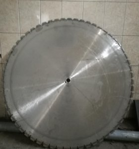 Диск алмазный ф1200 мм