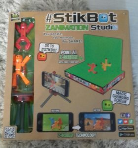 Stick bot studio