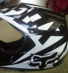 Шлем кроссовый Fox V1