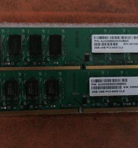Apacer DDR2 800 DIMM 2Gb оперативная память
