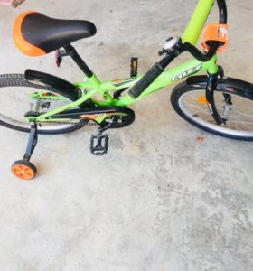Велосипед на 5-8 лет