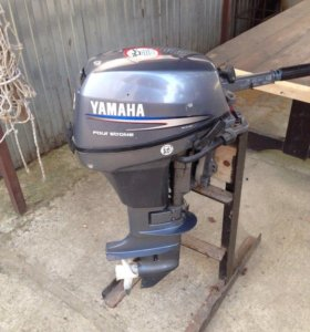 Yamaha 8 л.с 4-х тактный