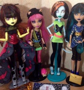 Куклы Монстер Хай Monster High МХ