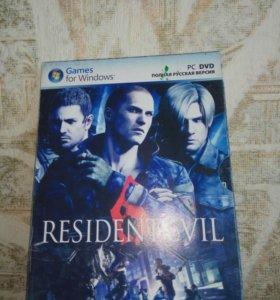 Игра на пк Resident evil 6